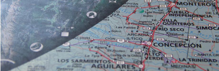 portada cartografia